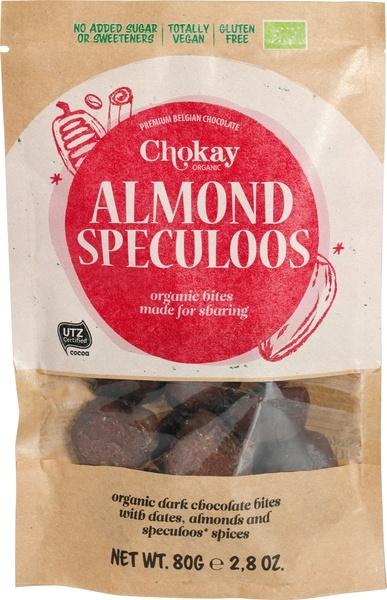 Chokay Amandel speculoos bio (85 gram)