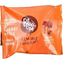 Blooom Energiebal amandel & chocolade bio (32 gram)
