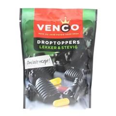 Venco Droptoppers lekker & stevig (210 gram)