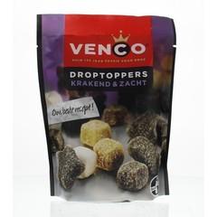 Venco Droptoppers krakend en zacht (190 gram)