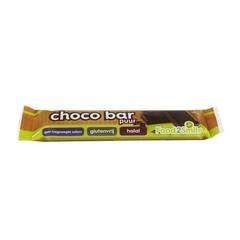 Food2Smile Chocoladereep puur glutenvrij (35 gram)