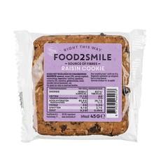 Food2Smile Raisin cookie (45 gram)