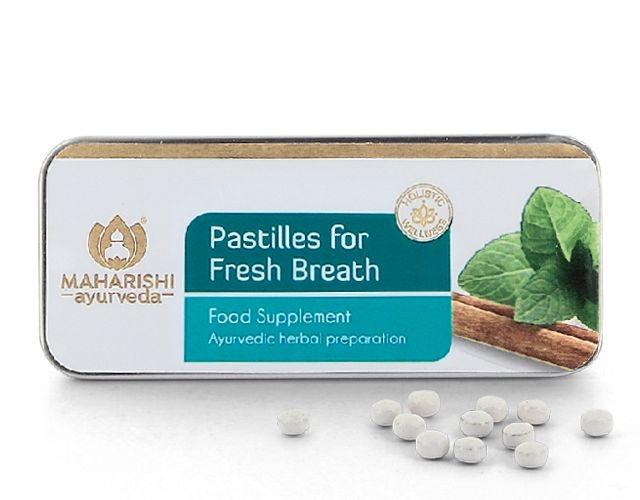 Maharishi Ayurv Pastilles voor een frisse adem (10 gram)