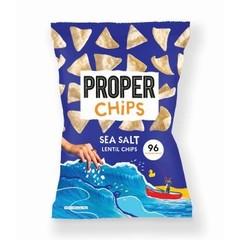 Proper Chips Chips sea salt (20 gram)