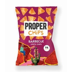 Proper Chips Chips barbecue bio (85 gram)