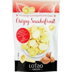 Lotao Snakefruit chips bio (45 gram)