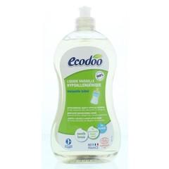 Ecodoo Afwasmiddel vloeibaar hypoallergeen baby-safe (500 ml)