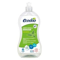 Ecodoo Afwasmiddel vloeibaar zacht verbena (500 ml)