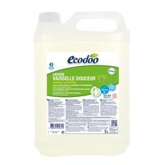 Ecodoo Afwasmiddel vloeibaar zacht navul jerrycan (5 liter)