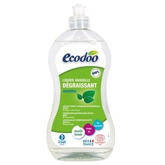 Ecodoo Afwasmiddel vloeibaar ontvettend munt (500 ml)