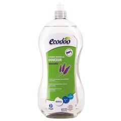 Ecodoo Afwasmiddel vloeibaar zacht lavandin (1 liter)