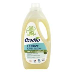 Ecodoo Wasmiddel vloeibaar Marseille zeep (2 liter)