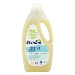 Ecodoo Wasmiddel vloeibaar sensitive 0% (2 liter)