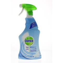 Dettol Allesreiniger power & fresh katoenfris spray (500 ml)