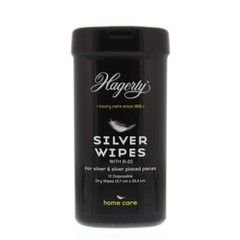 Hagerty Silver wipes (12 stuks)