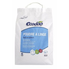 Ecodoo Wasmiddel poeder (3 kilogram)