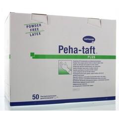 Hartmann Peha taft plus onderzoekhandschoen pvr 7 (100 stuks)