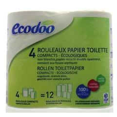 Ecodoo Toiletpapier (4 stuks)