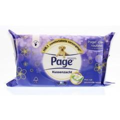 Page Toiletpapier vochtig kussenzacht (38 stuks)