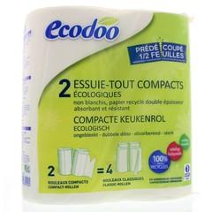 Ecodoo Keukenrol (2 stuks)
