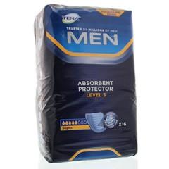 Tena Men level 3 (16 stuks)