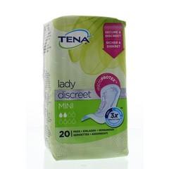 Tena Lady discreet mini (20 stuks)