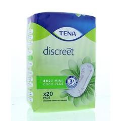 Tena Lady mini discreet plus (20 stuks)