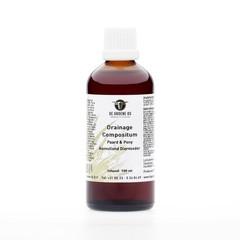 Groene Os Drainage compositum paard/pony (100 ml)