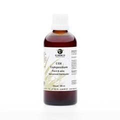 Groene Os Cox compositum paard/pony (100 ml)