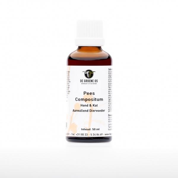 Groene Os Pees compositum hond/kat (50 ml)