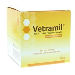 Vetramil Wondzalf honing pot (180 gram)
