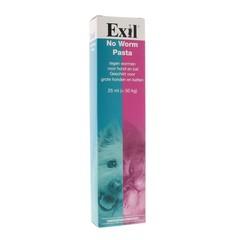 Exil No worm pasta hond/kat (25 ml)