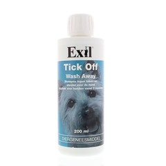 Exil Tick off wash away shampoo (200 ml)