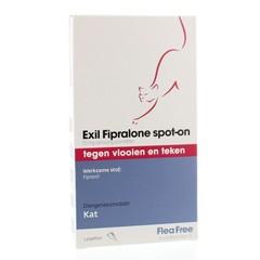 Exil Fipralone spot on kat (3 stuks)