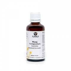 Groene Os Maag compositum hond/kat (50 ml)