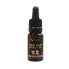 Artelle CBD olie forte 5% C02 animals (10 ml)