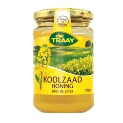 Traay Koolzaadhoning (350 gram)