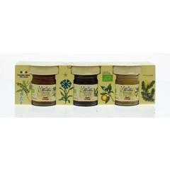 Mielbio Honing mix 25 gram bio (3 stuks)