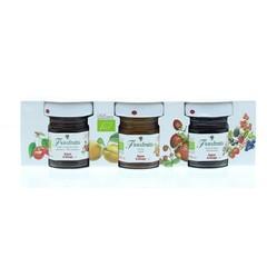 Fiordifrutta Fruitbeleg mix 25 gram bio (3 stuks)
