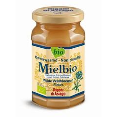 Mielbio Wilde veldbloemen creme honing bio (300 gram)