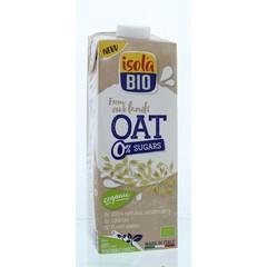 Isola Bio Oat no sugar bio (1 liter)