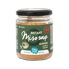 Terrasana Instant miso soep poeder bio (130 gram)