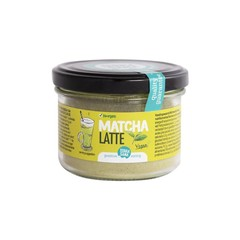 Terrasana Matcha latte gula java bio (120 gram)