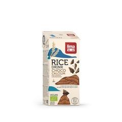 Lima Rice drink choco calcium bio (200 ml)