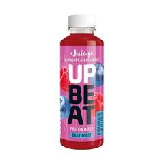 Upbeat Fruit juice drink blueberry & raspberry (500 ml)