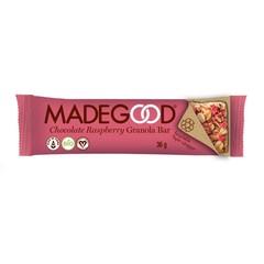 Made Good Granola bar raspberry chocolate bio (36 gram)