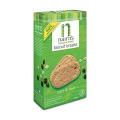 Nairns Biscuit breaks oats & fruit (160 gram)