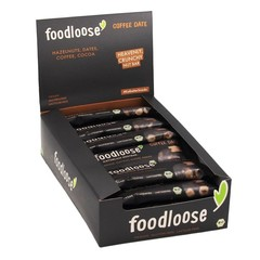 Foodloose Coffee date verkoopdoos 24 x 35 gram bio (1 stuks)