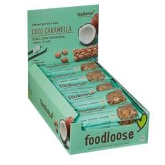 Foodloose Coco caramella verkoopdoos 24 x 35 gram bio (1 stuks)