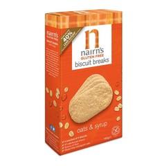 Nairns Biscuit breaks oats & syrup (160 gram)